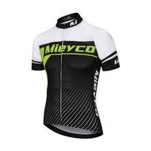 camisa ciclismo Cycling Jersey Men 2019 Summer Short Sleeve Motocross Cycle Wear Tops MTB Bike Shirt