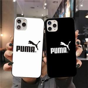 NBDRUICAI Germany Luxury Street Sport PUMA Luxury Phone Case for iPhone 11 pro XS MAX 8 7 6 6S Plus X 5S SE 2020 XR case(China)