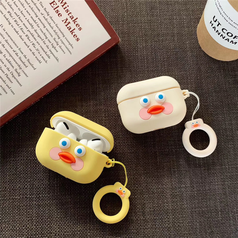 Cute 3D Silicone Case for AirPods Pro 155