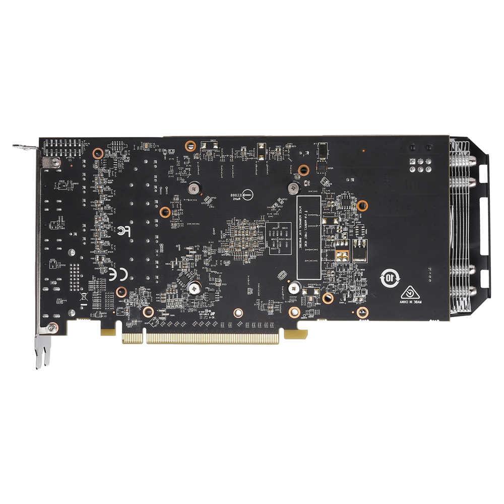 Tarjeta de vídeo 100% Original nuevo RX 470 8GB 256Bit GDDR5 DP HDMI DVI para tarjeta gráfica AMD no Compatible con minería rx 570 8gb
