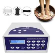 Multi-Function Negative Ion Hydrogen Molecule Footbath Spa Detox Health Care Machine