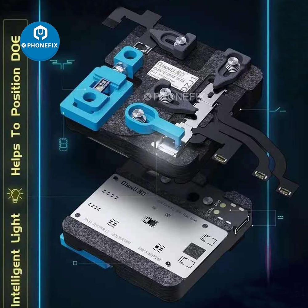 Facing XS Front Tool Universal Max Fixture Face Holder Dot  Repair For Projector X ID Qianli Matrix Pro Repair Camera 11 IPhone