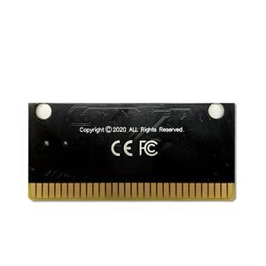 Image 5 - Tên Lửa Hiệp Sĩ Phiêu Lưu Mỹ Nhãn Flashkit MD Electroless Vàng PCB Thẻ Cho Sega Genesis Megadrive Video Máy Chơi Game