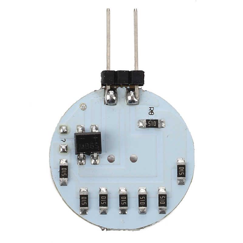 New-12V 24 SMD LED G4 בסיס לבן Camper הימי אור הנורה