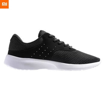 New Xiaomi Mi 90 Sports Casual Shoes For Men And Women Lightweight Breathable Soft Bottom Mesh Ultra Light With Running Shoes original xiaomi mijia freetie ultra light running shoes men s city sneaker air mesh breathable eva sole stylish casual shoes