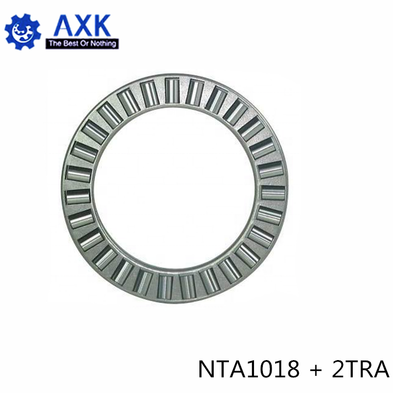 2 PCS NTA411 1//4/'/' Thrust Needle Roller Bearing With Two Washers 6.35 x 17.45