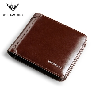 WILLIAMPOLO Trifold Wallet Gen