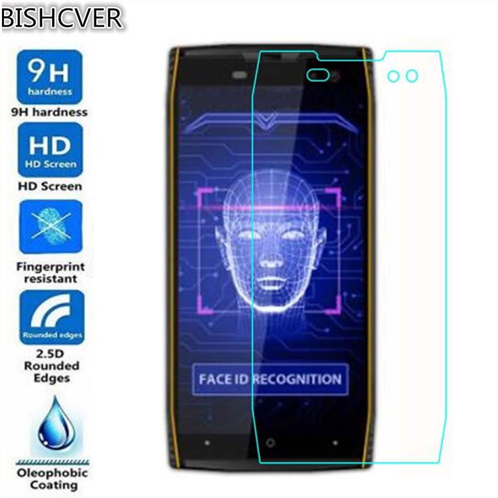 Tempered Glass For Doogee S50 Glass Screen Protector 2.5D 9H Premium Tempered Glass For Doogee S50 Phone Film
