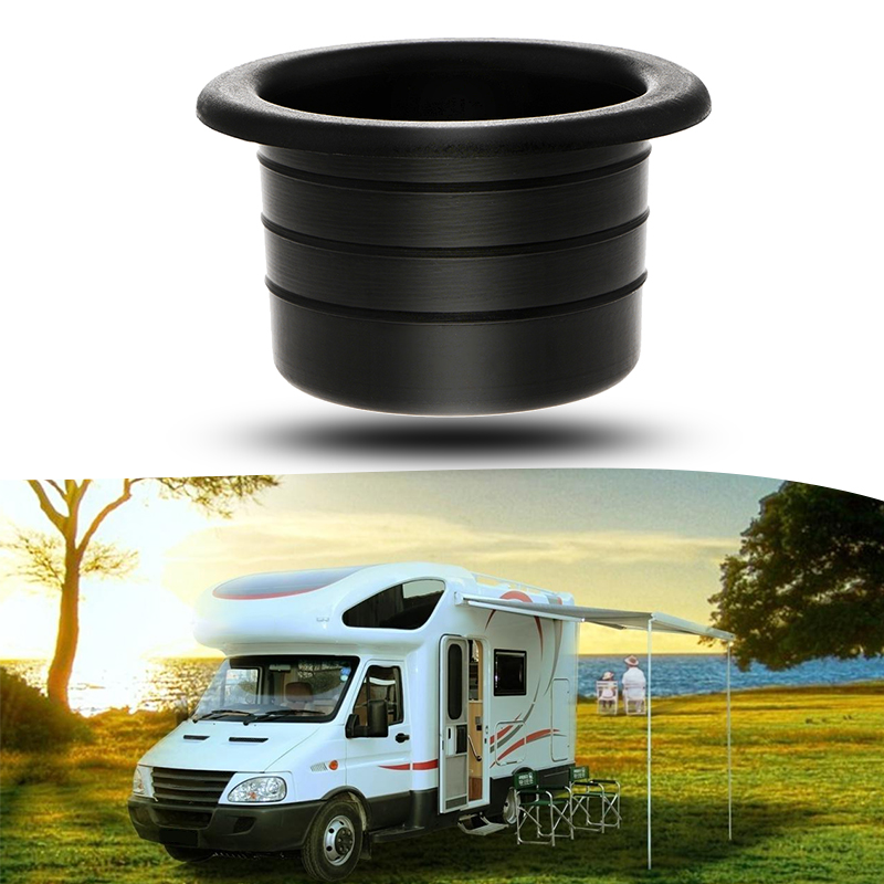 Universal 5 in 1 Plactic Bottle Cup Holder Adapter for Most Cars Truck RVs Boats