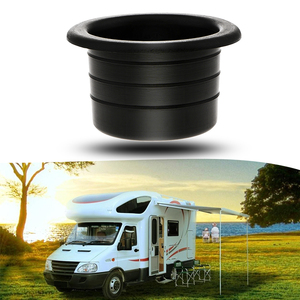 Boat Cup Drink Holder 100mm Diam Water Bottle Can Holder For Yacht Truck RV Car Jeep Camper Etc Boat Accessories Marine 2019 New