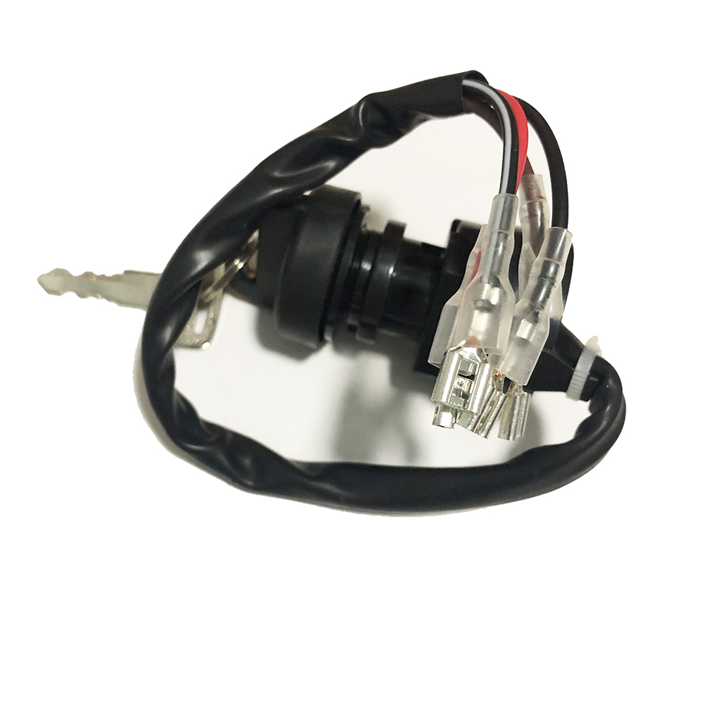 IGNITION KEY SWITCH FOR POLARIS TRAIL BOSS 250 1989 1990 1991 1992 1993 1994 95