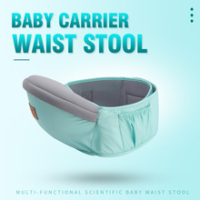 Baby Carrier Waist Stool Walkers Baby Sling Hold Waist Belt Backpack Hipseat Belt Kids Adjustable Infant Hip Seat cheap 3 years old CN(Origin) 10kg 14kg 12kg 11kg 13kg Polyester Back Carry Side Carry Front Facing Face-to-Face Front Carry