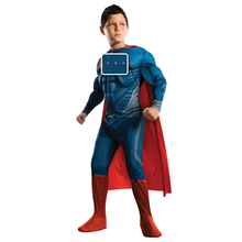 Boys Purim Party Cosplay Costumes Kids Deluxe Muscle Anime Christmas Halloween Costume for Children Girls Suit
