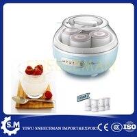 1L Caseiro máquina de iogurte leben livre com quatro xícaras mais barato
