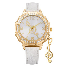 Fashion Women Watch Music Notation Creative Personality Jewelry