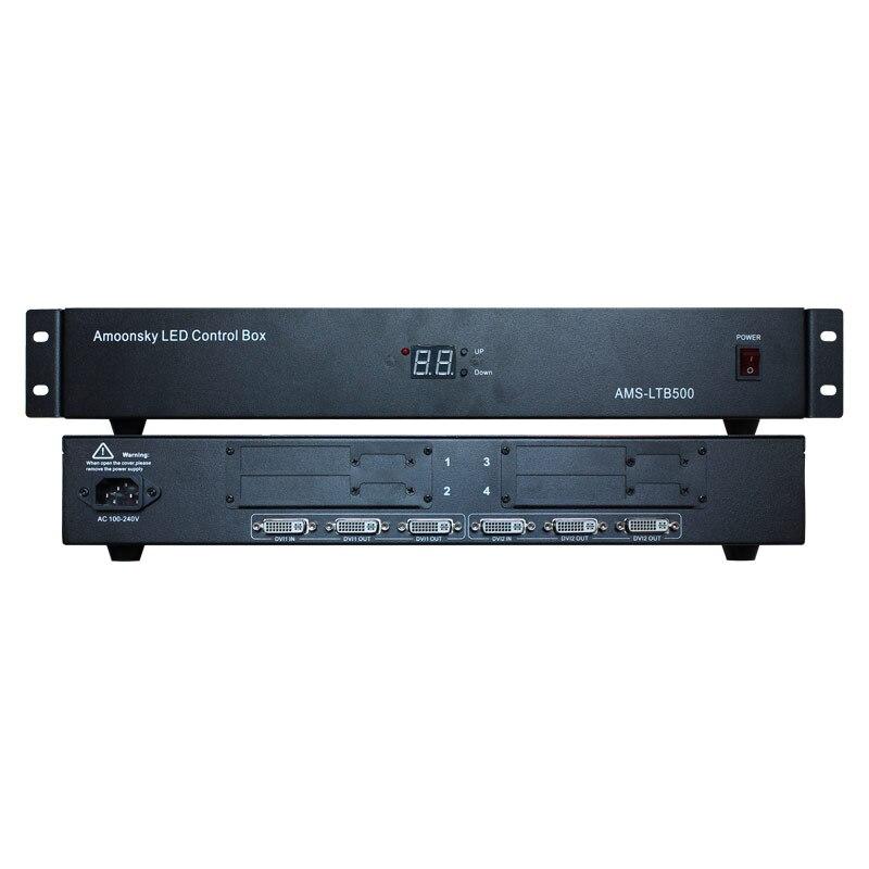 Led Display P2 P2.5 P4 P6 P10 P3.91 Controller external sender box Linsn Colorlight nova Dbstar Led Software sending card LTB500