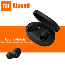 Original Xiaomi Redmi AirDots TWS Bluetooth 5.0 Earphone Wireless In-ear Earbuds