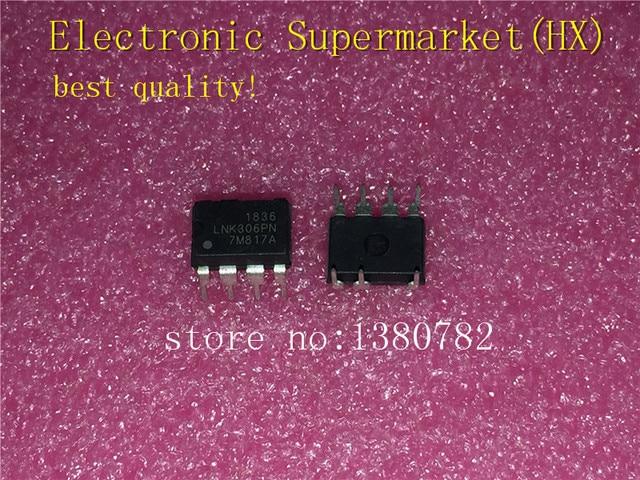 무료 배송 50 개/몫 LNK306PN LNK306 LNK306P DIP 7 IC 최고의 품질 IC