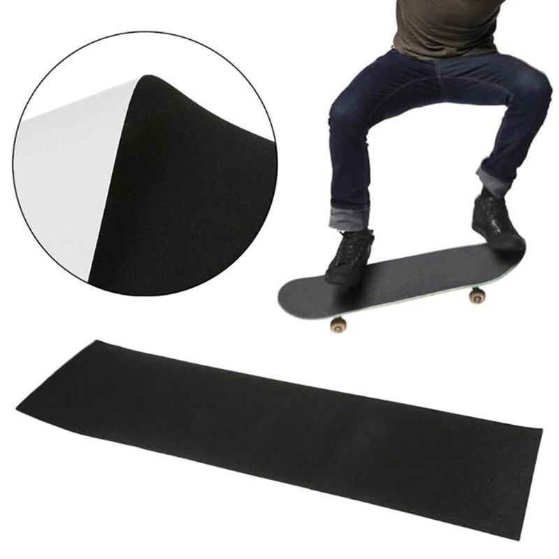Professional Skateboard Deck Sandpaper Grip Tape Skating Sandpaper Griptape Skating Board Longboard Board Sticker
