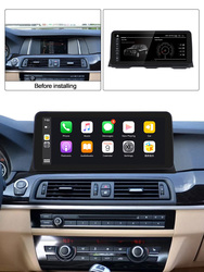 Android 10 IPS 4G Carplay Car Stereo Radio Gps IPS Screen For BMW 5 Series F10/F11/520 (2011-2016) For Original CIC/NBT