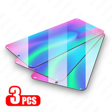 3 Pcs 2.5D 9H Tempered Glass ForHuawei Honor 7X 8X Max 9 Play 10 Lite Screen Glass For Huawei View 10 20 Magic 2 Protector Film(China)