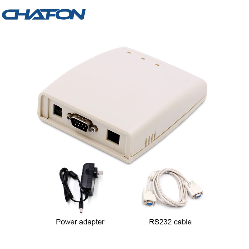 Chafon High Frequency Desktop Reader Rs232 Tcp/ip Support Iso14443a ISO15693 Protocol For Conference Attendance System