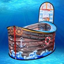 Children's Tent Pool-House Ocean-Ball Kids Play for Corsair Christmas-Gift Boy
