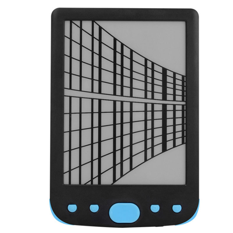 Lector de Ebook de 6 pulgadas, multifunción, e-ink Sn, 8GB