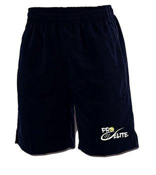 Pantalón Corto Pro Elite Negro