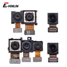Rear & Front Facing Selfie Big Small Back Main Camera Module Ribbon Flex Cable Repair Parts For HuaWei P30 P20 Pro Lite