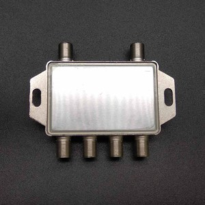 Image 5 - 2 in 4 DiSEqC Switch 4x1 DiSEqC Switch Satellite Antenna flat LNB Switch for TV Receiver