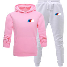 The Latest Fashion Brand Women's 2-Piece Sports Hoodie + Casual Sports Pants With Women's Autumn And Winter Fashion Sports Suit