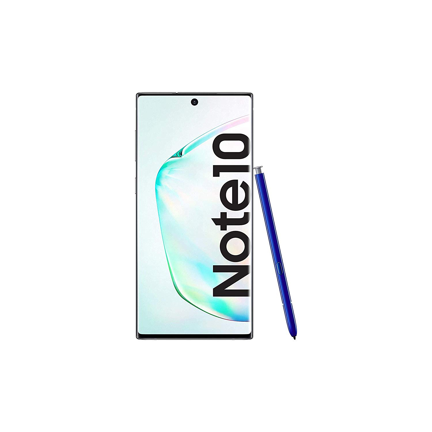 Samsung Galaxy Note 10 (SM-N970F), Bright Color (Aurora Glow), 256 GB Internal Memory, 8 GB RAM, Dual SIM, Oktoberfest
