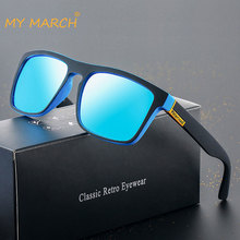 2019 Vintage Polarized Sunglasses Men Women Retro Driving Shades Men's Sun Glasses Luxury Brand Designer Gafas De Sol UV400