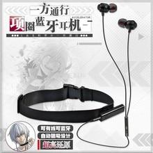 Ecouteurs Bluetooth Toaru Kagaku no ferrgun un Certain Index magique Cosplay Anime Game, mode cadeaux pour étudiants