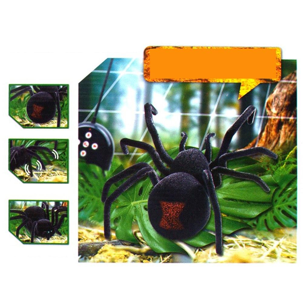 simulação peludo eletrônico aranha brinquedo para crianças meninos