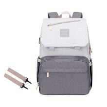 Diaper Bag Backpack Mummy Maternity Backpack Baby Stroller Waterproof Handbag Nursing Nappy Kids Out Bags