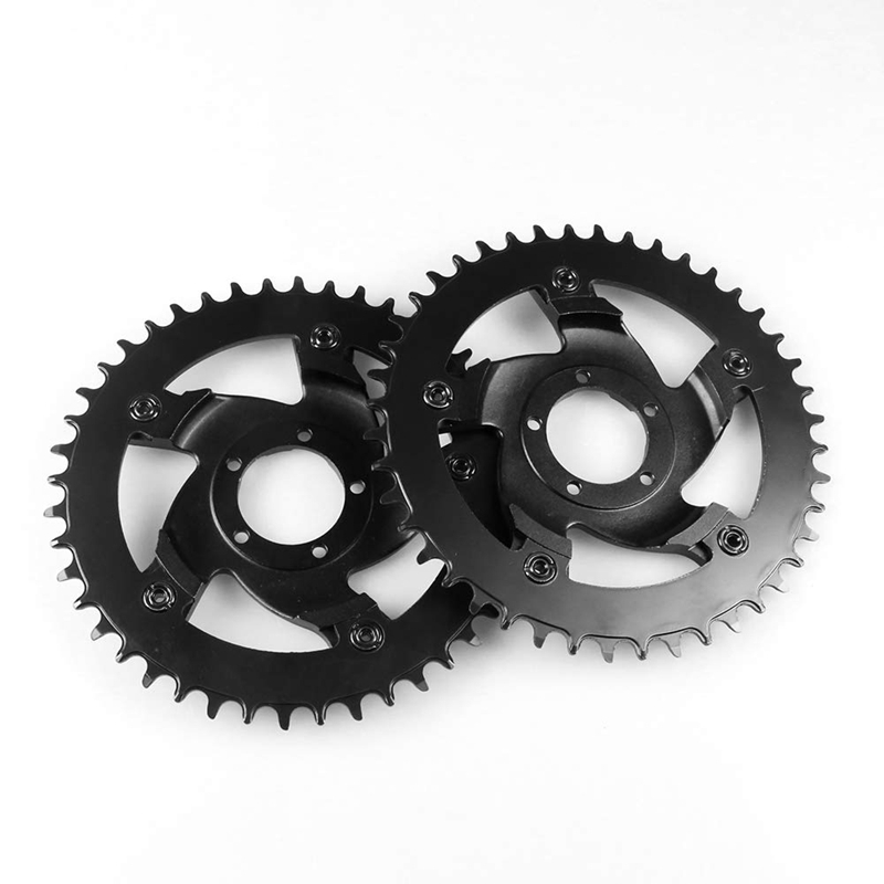 For Bafang BBSHD Electric Bike Chain Ring Adapter Mid Drive Motor Replacement