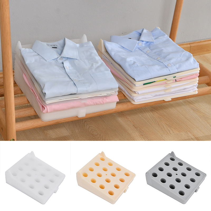 Shirt Folding Board T Shirts Folder Closet Organizer and Shirt Folder Easy and Fast for Kid to fold Clothes For Bedroom