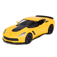 Maisto 1:24 2015 Chevrolet Corvette Z06 Sports Car Static Simulation Diecast Alloy Model Car 1 18 diecast model for acura mdx 2015 red alloy toy car miniature collections page 4