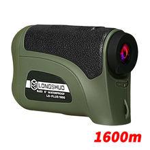 Longshuo ls1200 Teleskop Bereich Finder laser-entfernungsmesser für Jagd Golf Digitale Laser-distanzmessgerät
