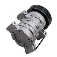 Compressor de ar condicionado para toyota hilux kun16r 3.0l 4cyl diesel 1kd ftv 02/05 03/15 Instalação de ar-condicionado     -