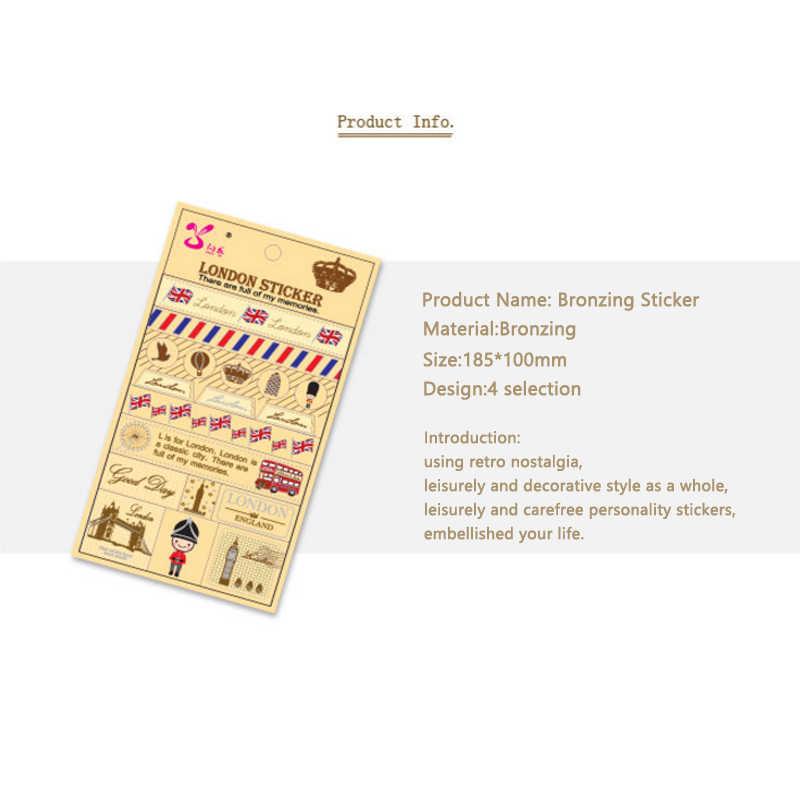 1 قطعة/الوحدة Kawaii بولارويد ألبوم ملصقات سكرابوكينغ لتقوم بها بنفسك ورق زينة ملصقات ل مذكرات طالب القرطاسية