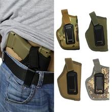 Tactical Holster Airsoft Paintball Pistol Side Arm Holster Camo Combat Tactical Gun Holder
