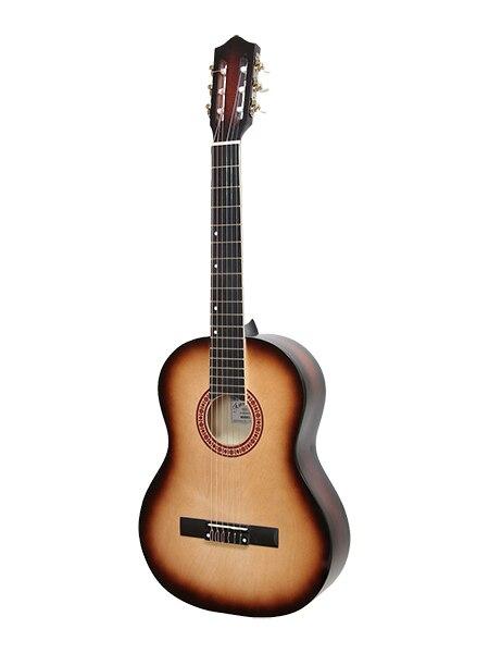 M-30-sb Classical Guitar, Color Sanberst, AMISTAR
