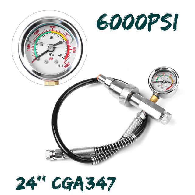 Cga347 adapter 24 inch paintball p