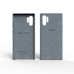 Image 4 - Samsung Note 10 Plus alcantara Case Official Original Genuine Suede Leather Fitted Protector Case SAMSUNG Galaxy Note10 Pro 10+