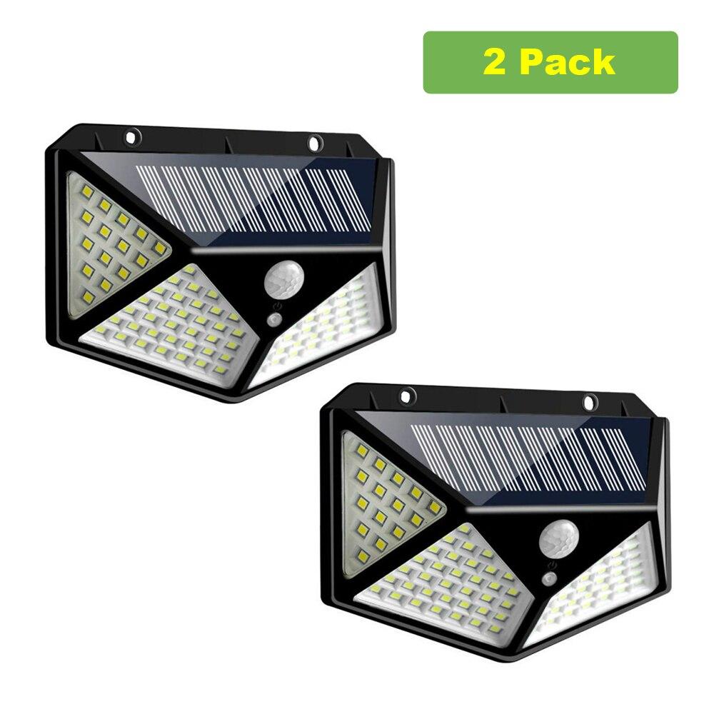 Ηλιακό φωτιστικό τοίχου με αισθητήρα κίνησης