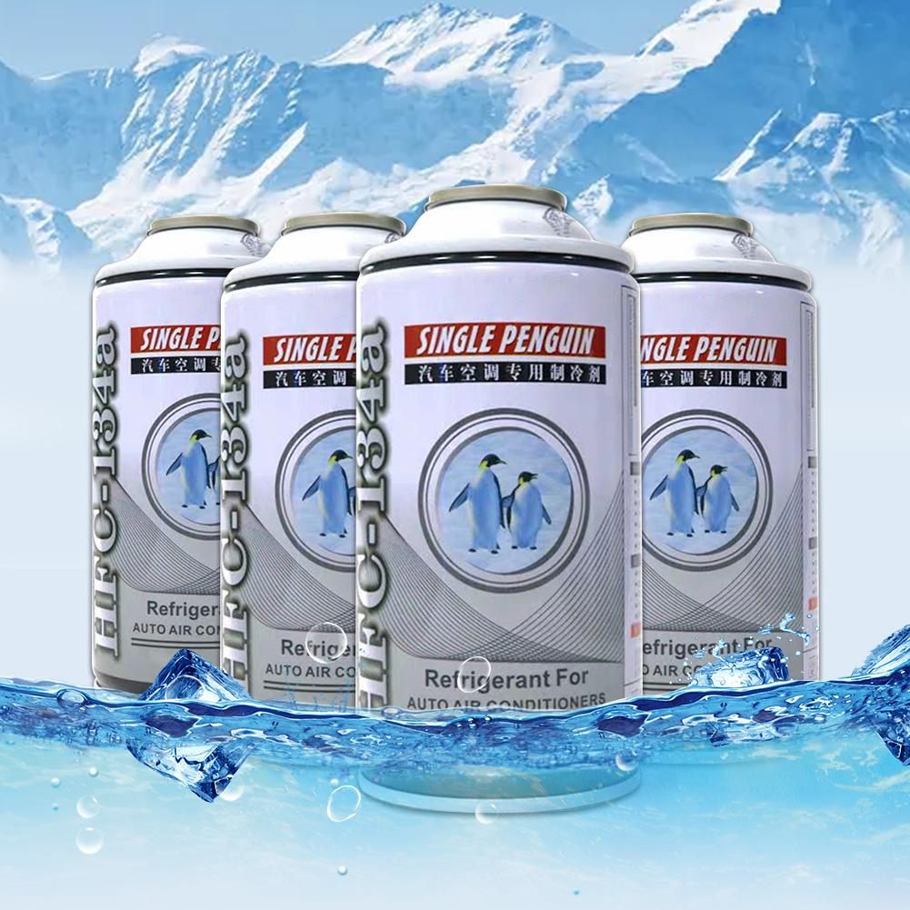 Automotive Refrigerant Non Corrosive R134A Water Filter For Air Conditioning Refrigerator Safe Eco-friendly Cooling Agent Summer
