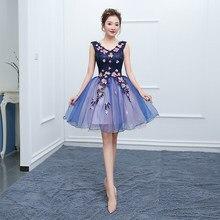 Sukienka na studniówkę 2021 dekolt w serek klasyczny kwiat aplikacje szlachetna Mini piłka suknia słodka Quinceanera sukienki wieczorowa suknia na studniówkę